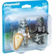Set 2 Figurine Cavaleri Rivali Duo Pack Playmobil