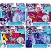 My Little Pony The Movie Glitter Celebration figurina cu sclipici E0185
