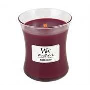 Woodwick Black Cherry Medium Jar Retail Box No