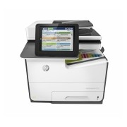 Multifuncional HP PageWide Enterprise 586dn, Color, Inyección, Print/Scan/Copy