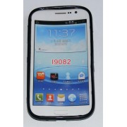 Силиконов гръб ТПУ за Samsung I9082 Galaxy Grand Черен