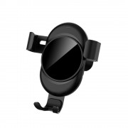 LENUO CL-27 Universal Gravity Air Vent Car Mount Holder for iPhone Samsung Huawei - Black