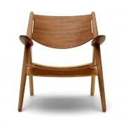 Carl Hansen - CH28T Lounge Stuhl, Eiche geölt