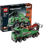 Lego Technic Service Truck, Multi Color