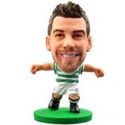 Figurina Soccerstarz Celtic Charlie Mulgrew