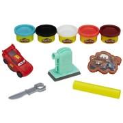 Set Plastilina Play-Doh, Cars