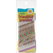 Make Friendship Bracelets Kit-Makes 5-