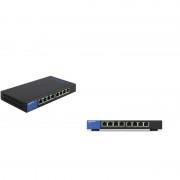 LINKSYS 8-PORT GIGABIT SWITCH LGS308-EU
