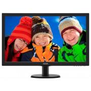 Monitor LED Philips 273V5LHSB/00 Full HD Black