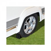 ProPlus Cuneo ferma ruota di plastica con maniglia 341342