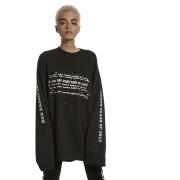 Puma X Fenty Rihanna Ls Graphic Crew 575871 01 női póló