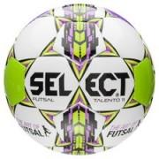 Select Voetbal Futsal Talento 11 Wit/Groen/Paars Kinderen