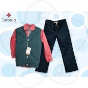 Plave pantalone za dečake