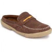 Lee Peeter Men's Brown Casual Shoe