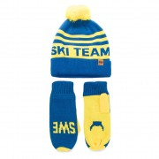 Комплект шапка и ръкавици HELLY HANSEN - Going For Gold Set 67098 Std 593