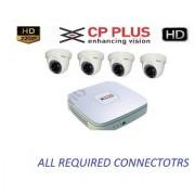 cpplus cctv camera set of 4 cameras - 11999/