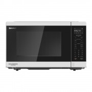 Sharp R350EW 32L White Inverter Microwave 1200W