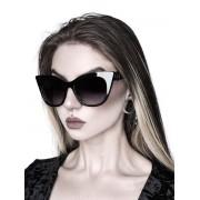 sluneční brýle KILLSTAR - Rayz Up - BLACK - KSRA001742