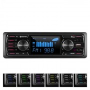 "Auna MD-350BT, радио, BT, USB, SD, MP3, 4 x 45 W, 3"" LCD, AUX , (TCN-MD-350BT)"