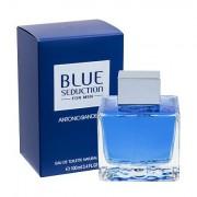 Antonio Banderas Blue Seduction For Men eau de toilette 100 ml uomo