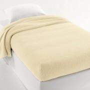La Redoute Interieurs Cobertor meia-capa 350g/m² pura lã virgemMarfim- 90 x 190 cm