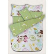 Бебешки к-т с олекотена завивка - Мини Маус