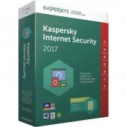 Kaspersky Lab Kaspersky Internet Security 2017 Multi-Device, 1 Gerät - 1 Jahr, Download, Upgrade