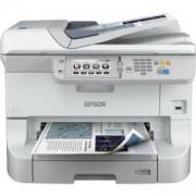 Мултифункционален принтер EPSON WorkForce Pro WF-8510DWF, Business Inkjet/Multifunction, A3+, 4 Ink Cartridges, Print, Scan, Copy, Fax, C11CD44301