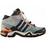 Adidas - Terrex Fast R Mid GTX women's hiking shoes