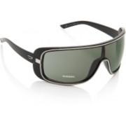 Diesel Wrap-around Sunglasses(Grey)