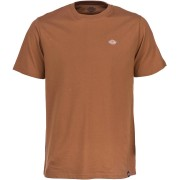 Dickies Stockdale Kvinnors T-Shirt Brun 2XS