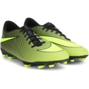 Nike BRAVATA II FG Football Shoes(Black)
