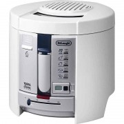 DeLonghi F26237 Total Clean Friggitrice Potenza 1800 Watt Colore Bianco
