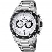 Reloj F16680/1 Plateado Festina Hombre Timeless Chronograph Festina