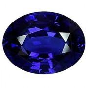 Jaipur Gemstone 4.50 carat Blue Sapphire(neelam)