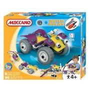 Meccano - Quad - Build And Play - 4 Modèles : 99 Pièces