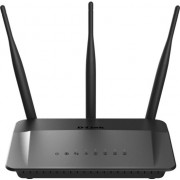 Router Wireless D-link DIR-809, dual-band AC750 433/300Mbps