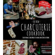 The New Charcuterie Cookbook: Exceptional Cured Meats to Make and Serve at Home, Paperback
