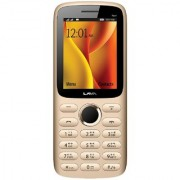 Lava KKT Pearl 2.4 Inch 1750 mAh Battery Mobile With Torch/ Camera/ Wireless FM/ Mobile Tracker And Call Recorder