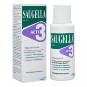 MEDA PHARMA SpA SAUGELLA ACTIVE 3 DETERGENTE INTIMO 250ML