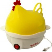 SJ Electric Boiler Steamer Poacher FG5 Egg Cooker(7 Eggs)