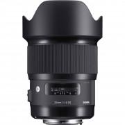 Sigma 20mm F/1.4 DG HSM ART para Nikon