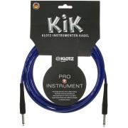 Cablu Instrument Klotz KIK3.0PPBL 3m