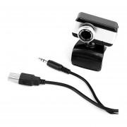 Cámara USB CAM HD 480P Webcam Video ordenador Micrófono Cámara Web Cam