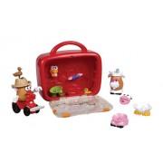 Playskool Mr Potato Head Little Taters Farm Play Case