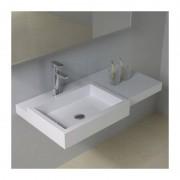 Distribain Plan vasque solid surface Réf : SDPW48