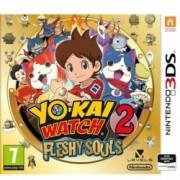 Yo-kai Watch 2: Fleshy Souls, за 3DS