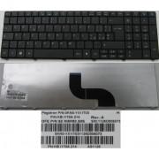 Clavier Qwerty Italien / Italian Pour Acer Travelmate TM8571 8571 8571G 8571T (Version 2) Series, Noir / Black, Model: KB.I170A.214, P/N: 9Z.N3M82.S0E, 0KN0-YX1IT03