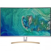 Monitor Acer ED323QUR, 32'' LCD, VA, WQHD, 4ms, 75Hz, 250cd/m2, 100M:1, 16:9, DVI, HDMI, DP, FreeSync, biely