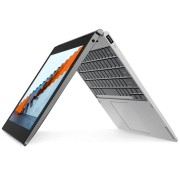 """Lenovo Ideapad D330 Intel Celeron N4000 (2C, 1.1 / 2.6GHz, 4MB) Win10 Home 64 10.1"""" HD (1280x800) IPS, 10-point Multi-touch Integrated Intel UHD Graphics 600 4GB Soldered 32GB eMMC"""